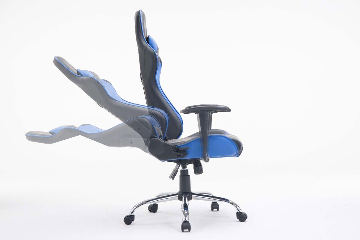 b rostuhl miracle drehstuhl schreibtischstuhl schwarz blau. Black Bedroom Furniture Sets. Home Design Ideas