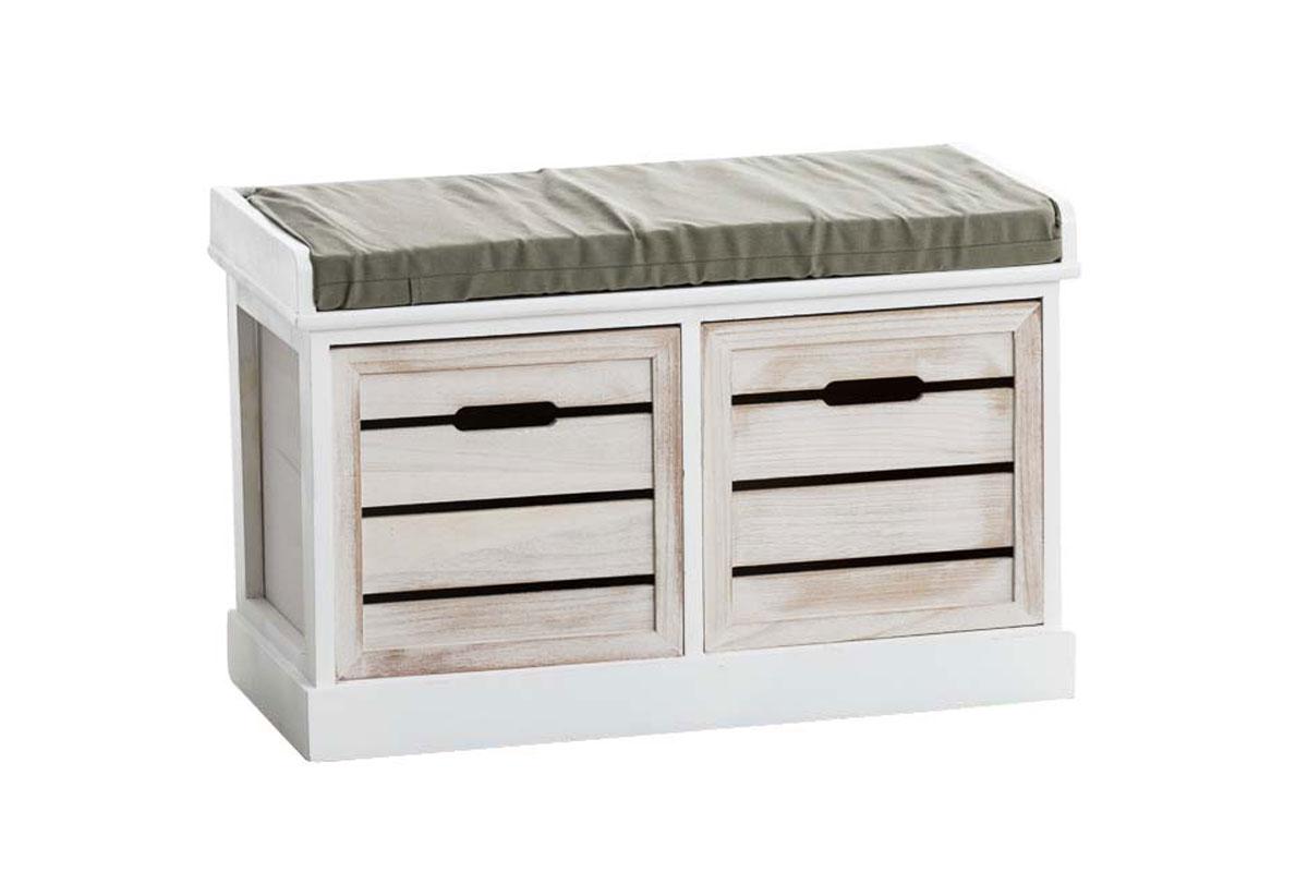 sitzbank felm holz kommode mit schubladen flurbank. Black Bedroom Furniture Sets. Home Design Ideas