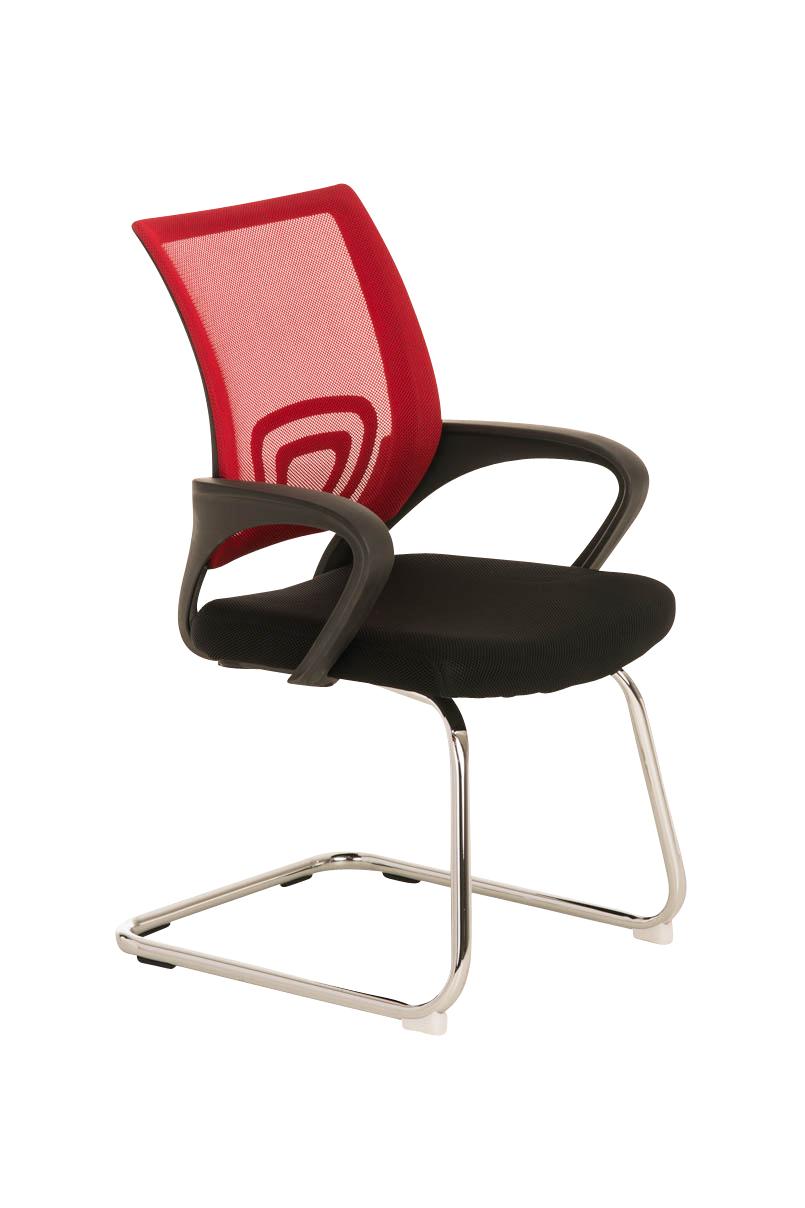 besucherstuhl eureka praxis wartezimmer stuhl rot eur 61. Black Bedroom Furniture Sets. Home Design Ideas