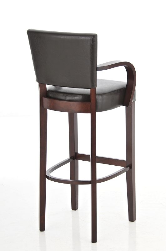 Barhocker lionel mit armlehne stuhl hocker tresenstuhl for Barstuhl armlehne
