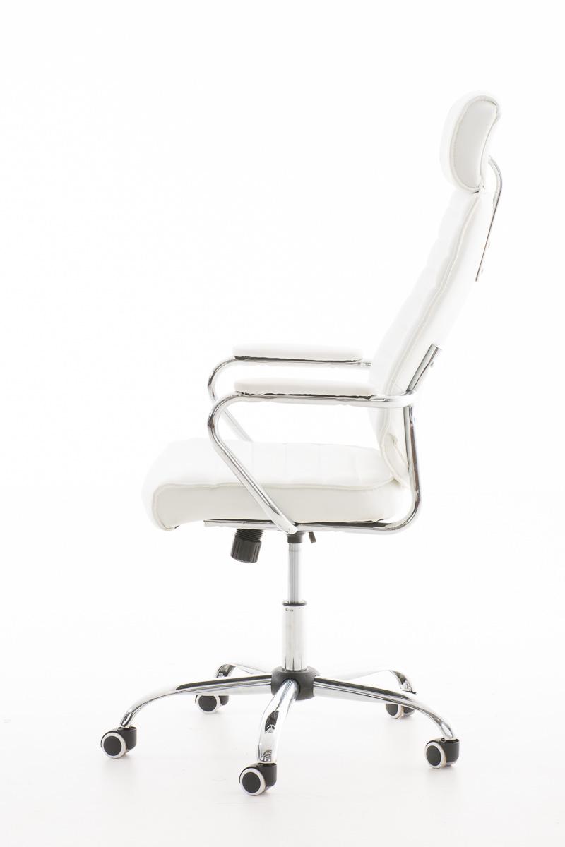 b rostuhl rako drehstuhl schreibtischstuhl wei ebay. Black Bedroom Furniture Sets. Home Design Ideas