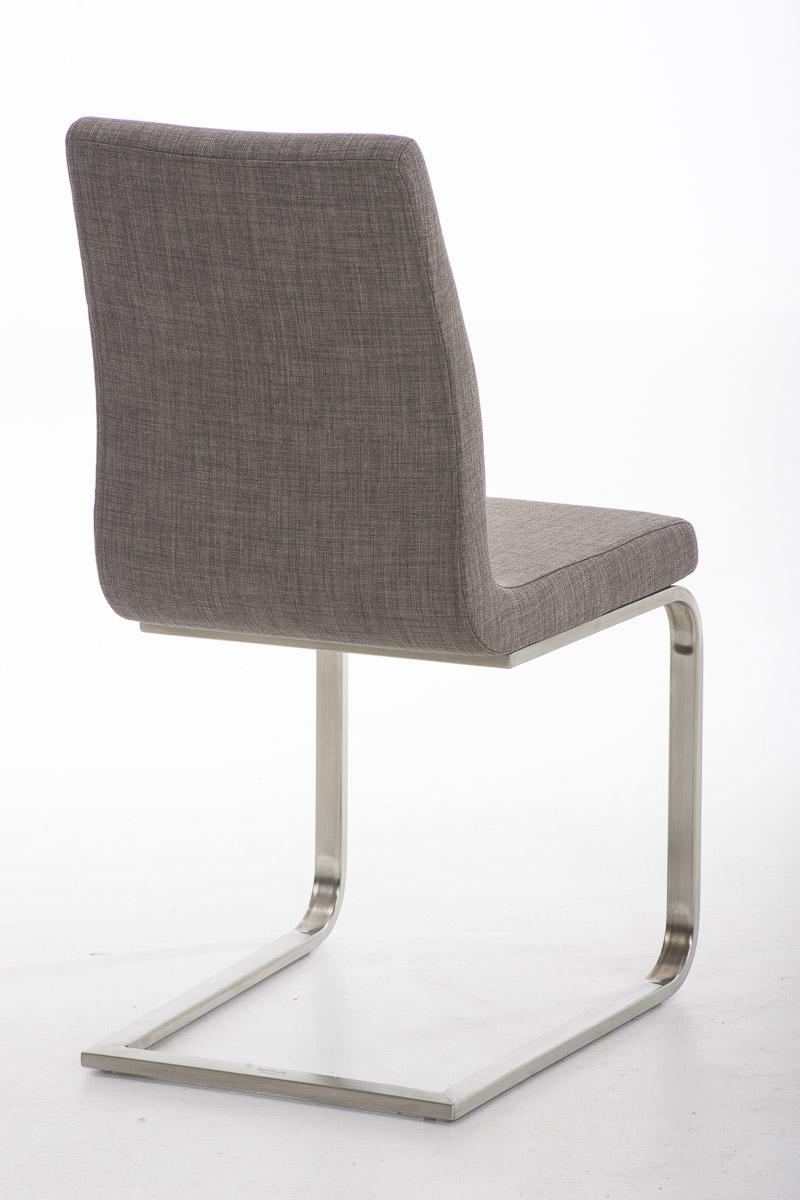 Inspirierend Esszimmerstühle Grau Stoff Foto Von Esszimmerstuhl-belfort-stoff-esszimmer-stuhl-grau