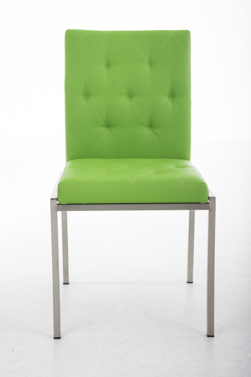 Besucherstuhl charly praxis wartezimmer stuhl gr n ebay for Design stuhl charly