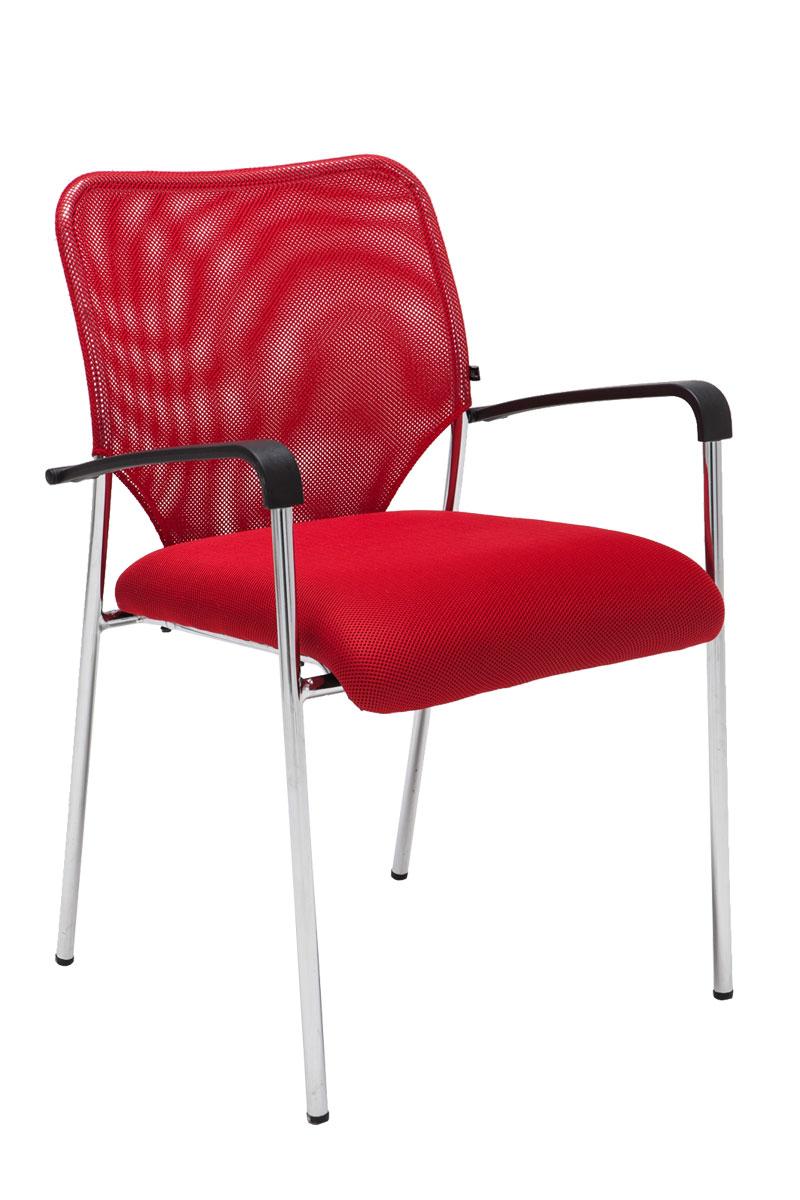 besucherstuhl cuba praxis wartezimmer stuhl rot eur 71. Black Bedroom Furniture Sets. Home Design Ideas
