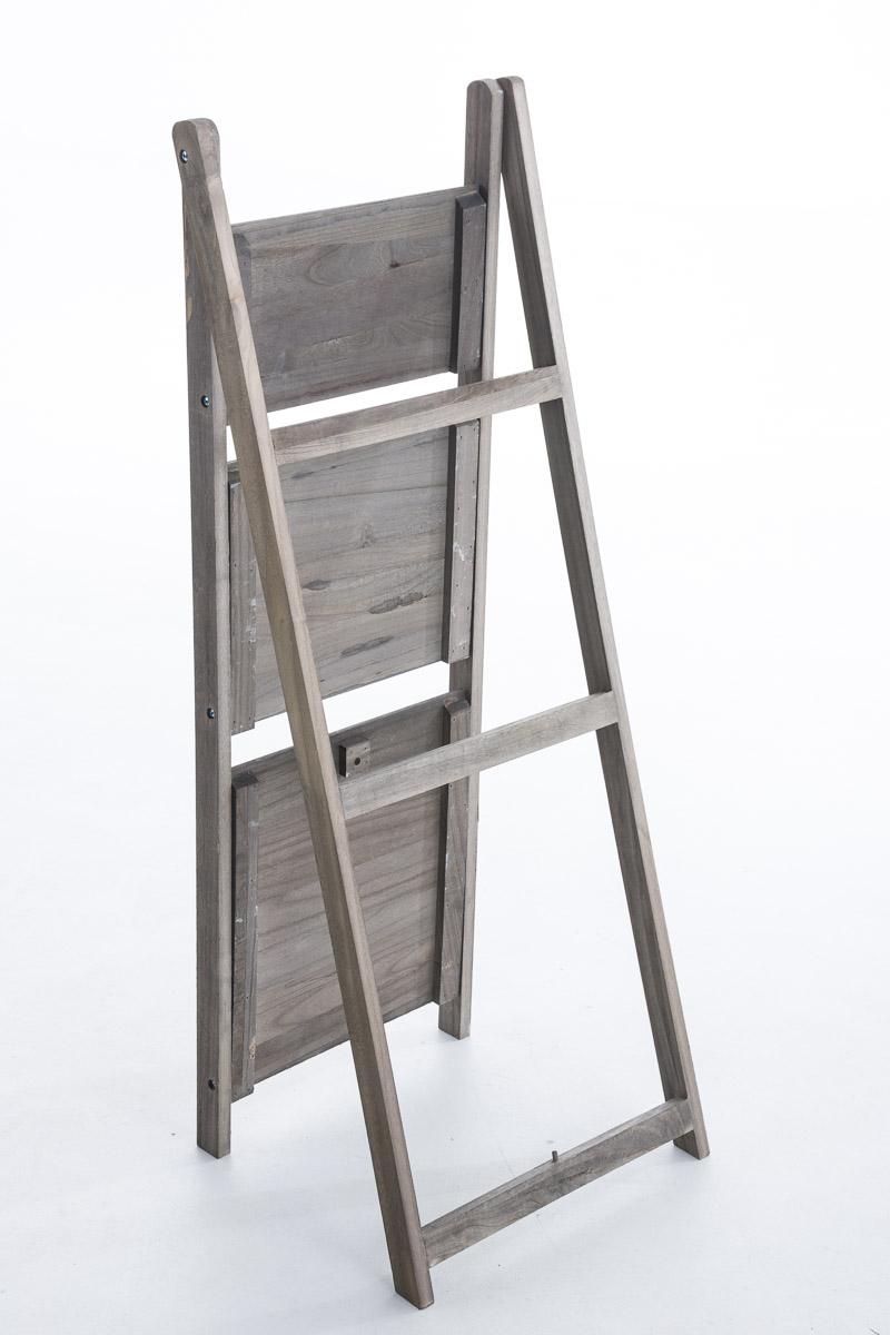 Scaffale scala yana pieghevole in legno porta piante for Scaletta decorativa
