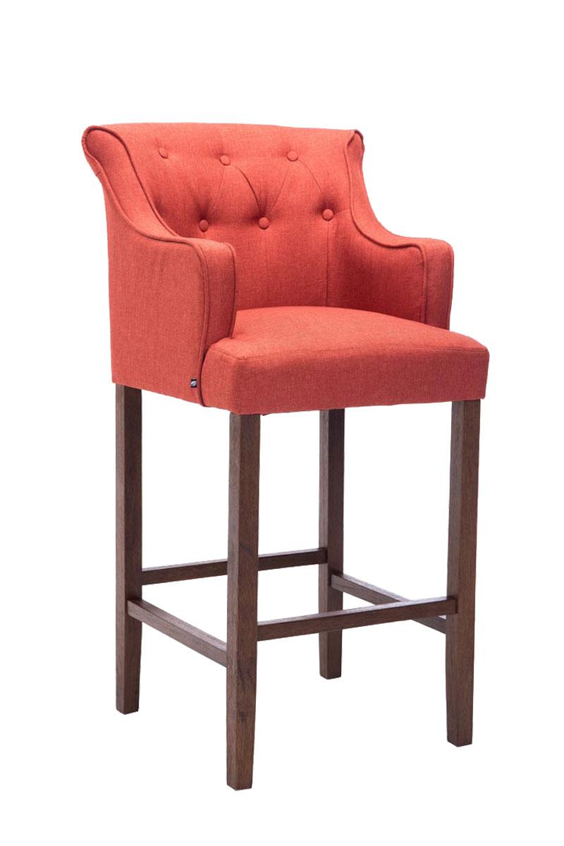 Barhocker lykso antik dunkel stuhl hocker tresenstuhl for Stuhl hocker