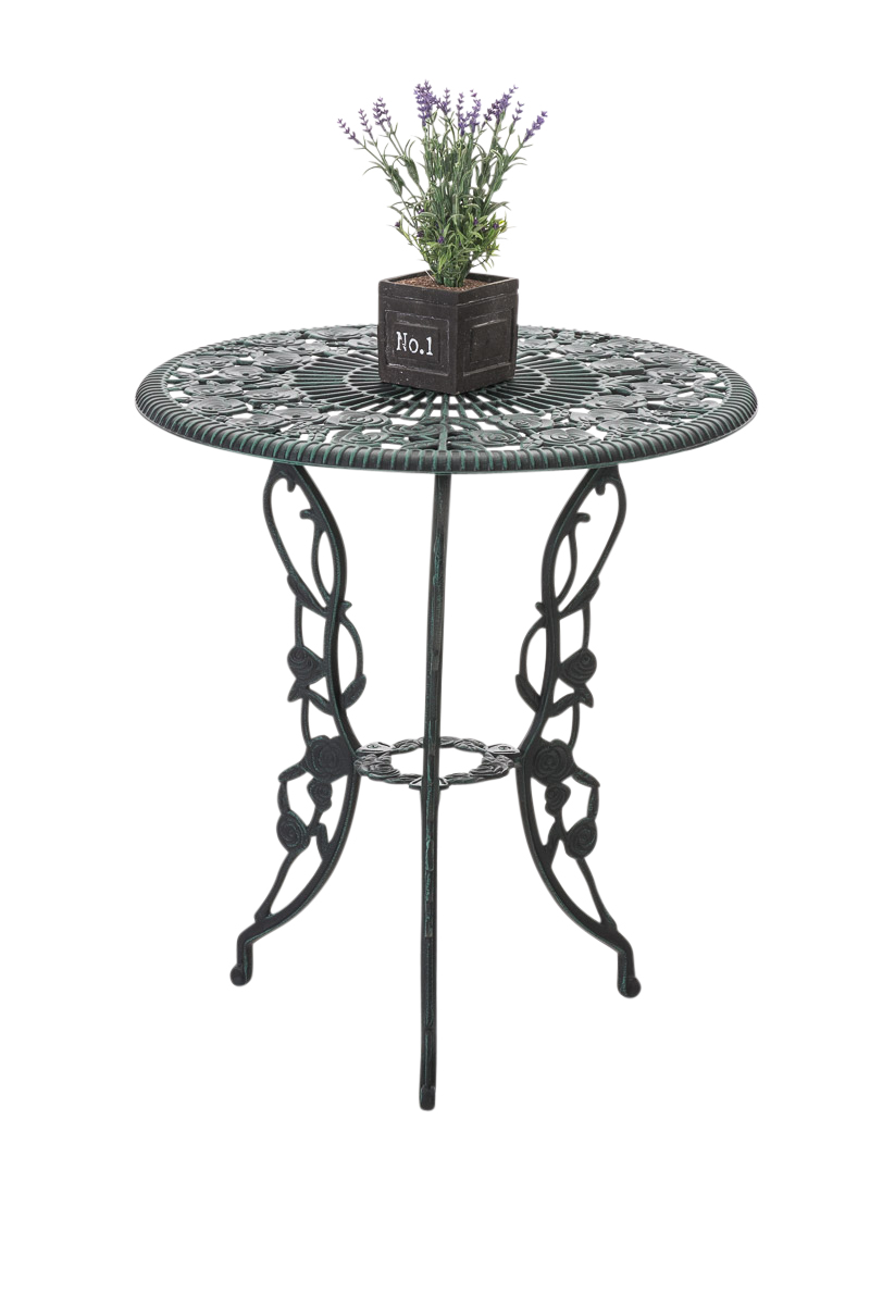Image [ 29 of 44 ] - Stunning Table De Jardin Romantique Metal ...
