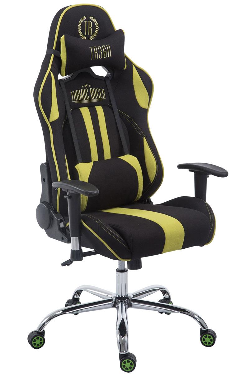 racing b rostuhl limit stoff schreibtischstuhl gamingstuhl. Black Bedroom Furniture Sets. Home Design Ideas