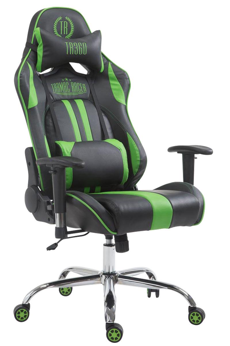 chaise de bureau racing limit similicuir avec sans repose pied hauteur r glable ebay. Black Bedroom Furniture Sets. Home Design Ideas