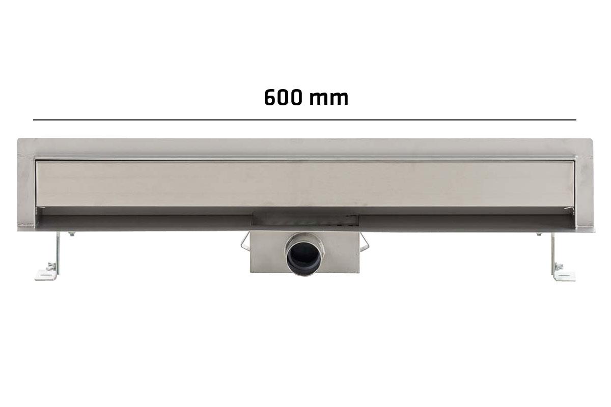 Wand-Duschablauf Zitahli 600mm