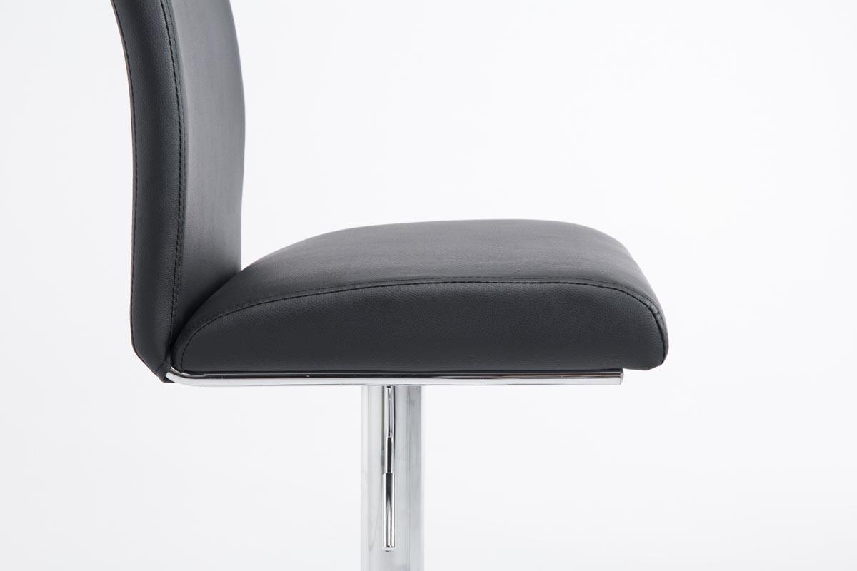 Sgabello bar kÖln con schienale sedia sgabello girevole regolabile