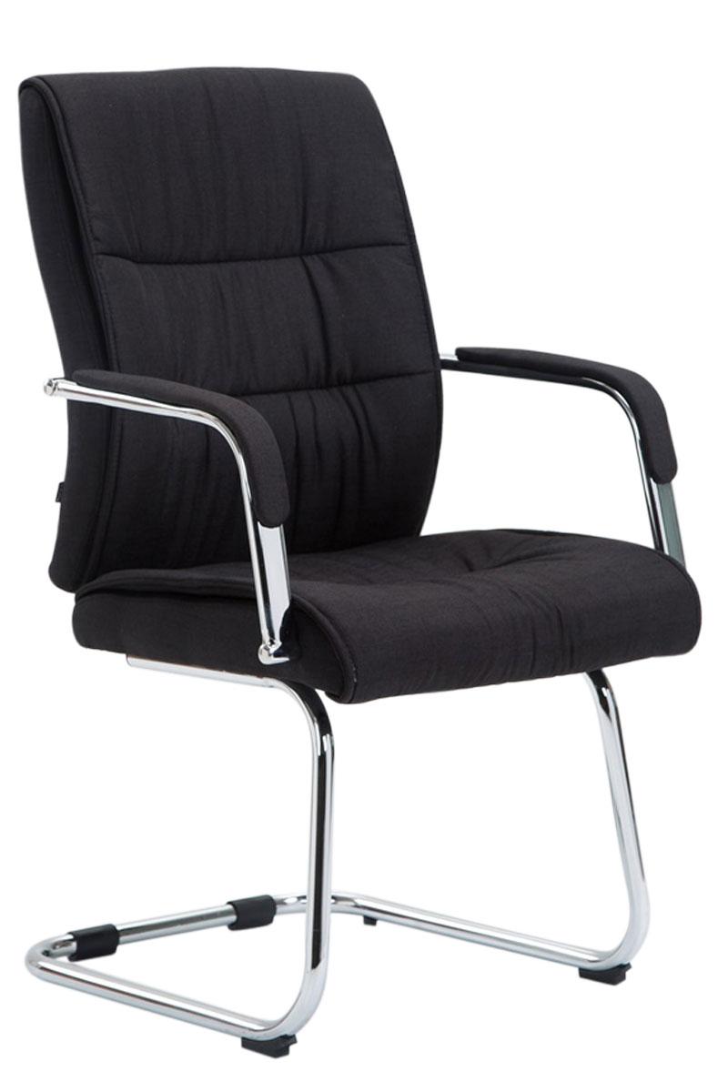 Freischwinger Stuhl Sievert Stoff Besucherstuhl