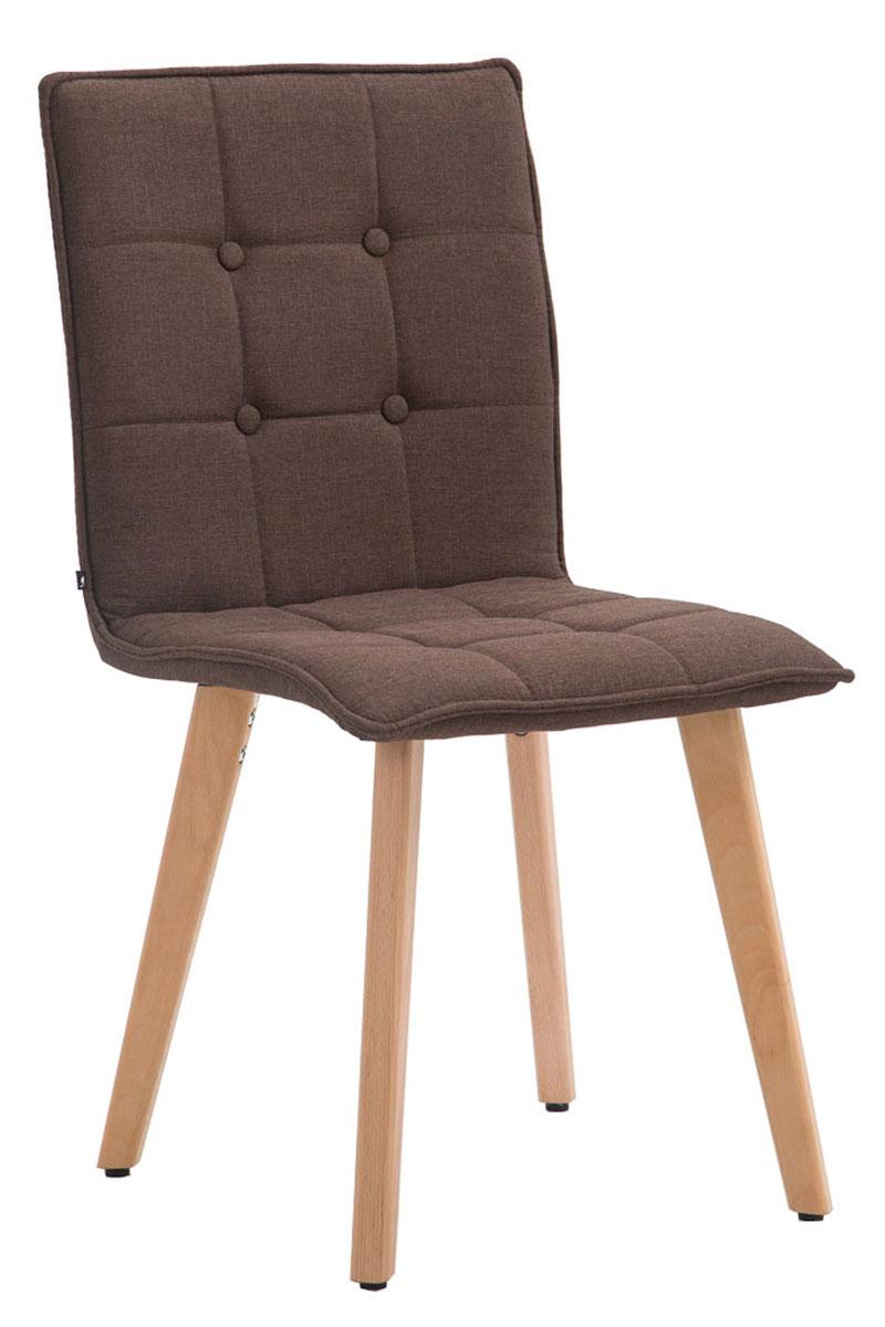 stuhl miller stoffbezug esszimmerstuhl besucherstuhl buchenholz k chenstuhl holz ebay. Black Bedroom Furniture Sets. Home Design Ideas