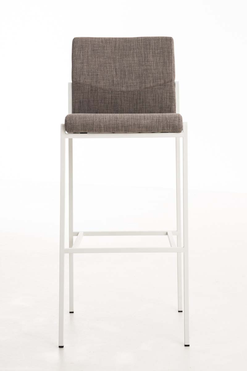 barhocker torino w stoff stuhl hocker tresenstuhl barstuhl. Black Bedroom Furniture Sets. Home Design Ideas