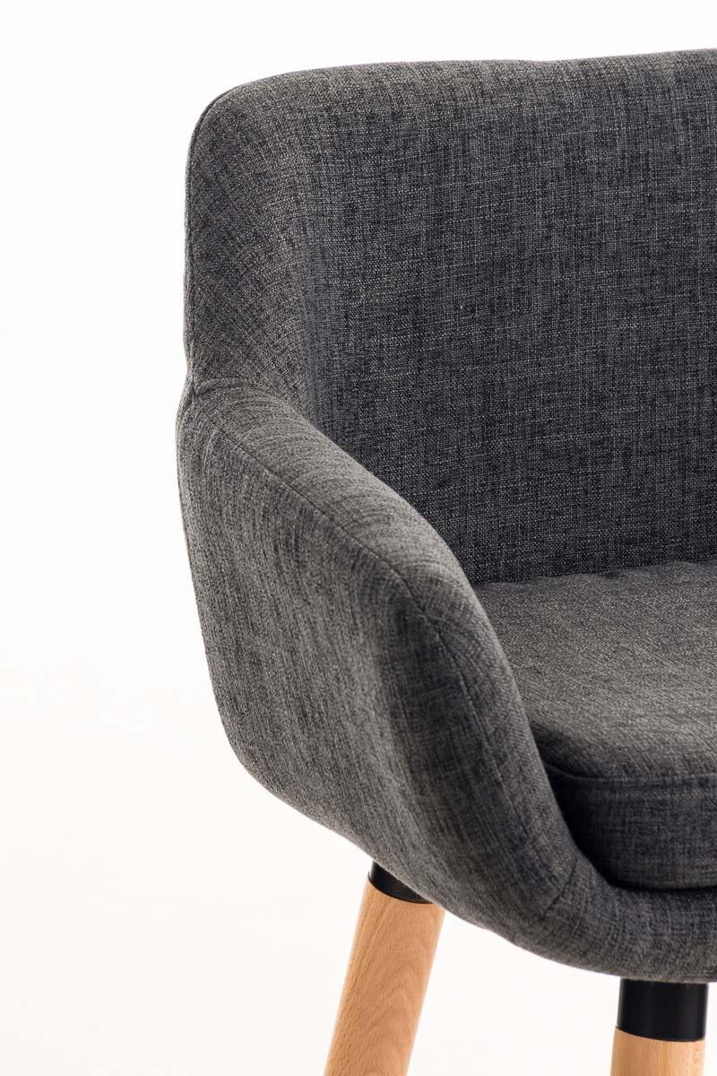 Barhocker grant stoff tresenhocker gepolstert holz for Barhocker designklassiker