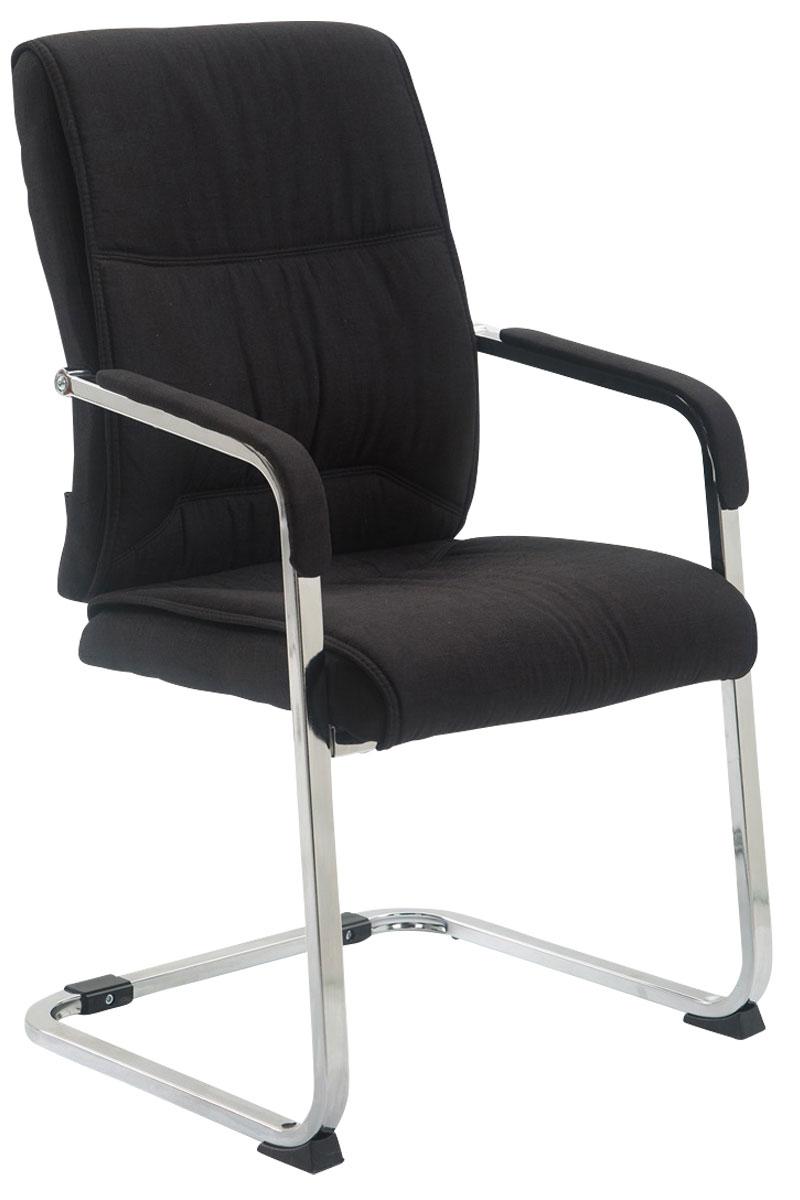 Bezoekersstoel-ANUBIS-tot-260kg-kantoor-vergader-wachtkamer-stoel-Stof