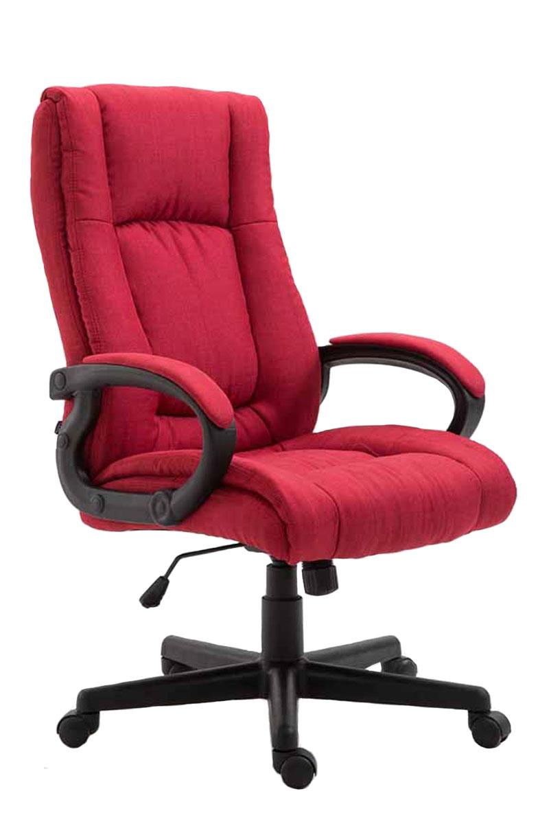fauteuil bureau xl sparta chaise tissu ordinateur pais. Black Bedroom Furniture Sets. Home Design Ideas