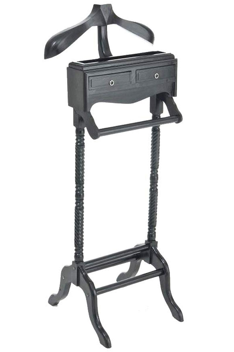 valet de chambre homme lord bois portant v tement penderie nuit dressing support ebay. Black Bedroom Furniture Sets. Home Design Ideas