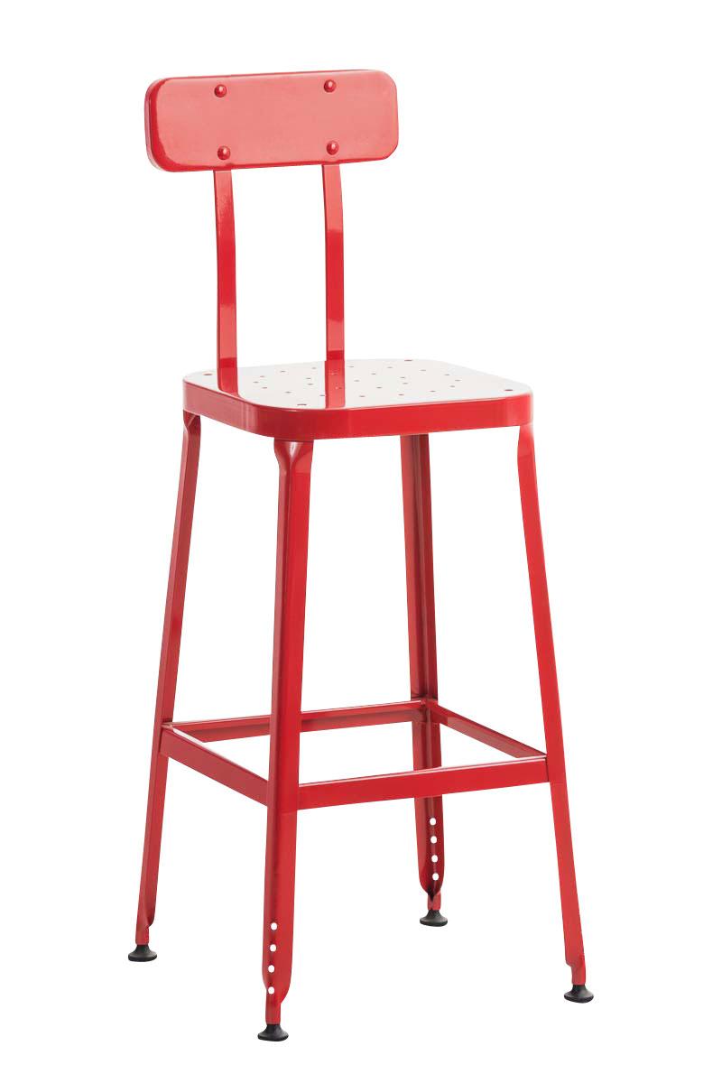 tabouret easton chaise industriel fauteuil comptoir cuisine repose pied atelier ebay. Black Bedroom Furniture Sets. Home Design Ideas