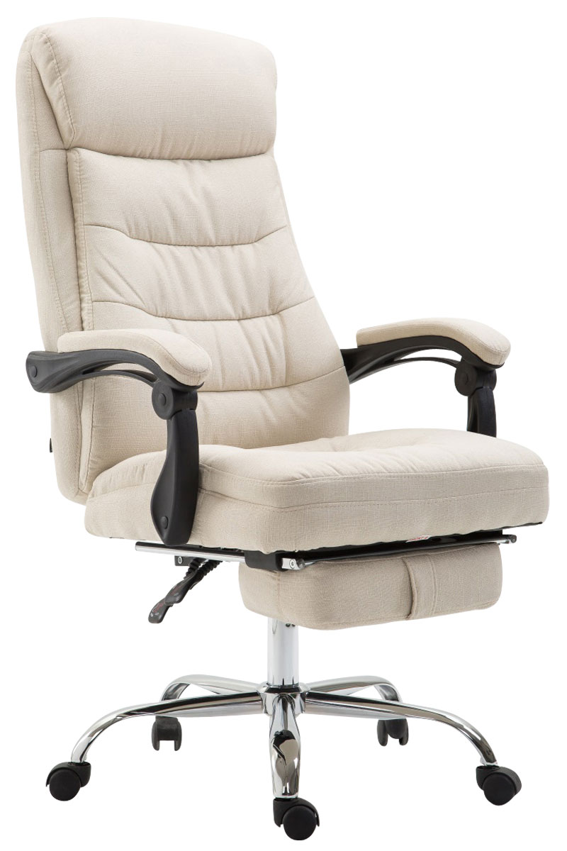 b rostuhl hades stoff drehstuhl mit fu st tze arbeitsstuhl chefsessel drehbar ebay. Black Bedroom Furniture Sets. Home Design Ideas