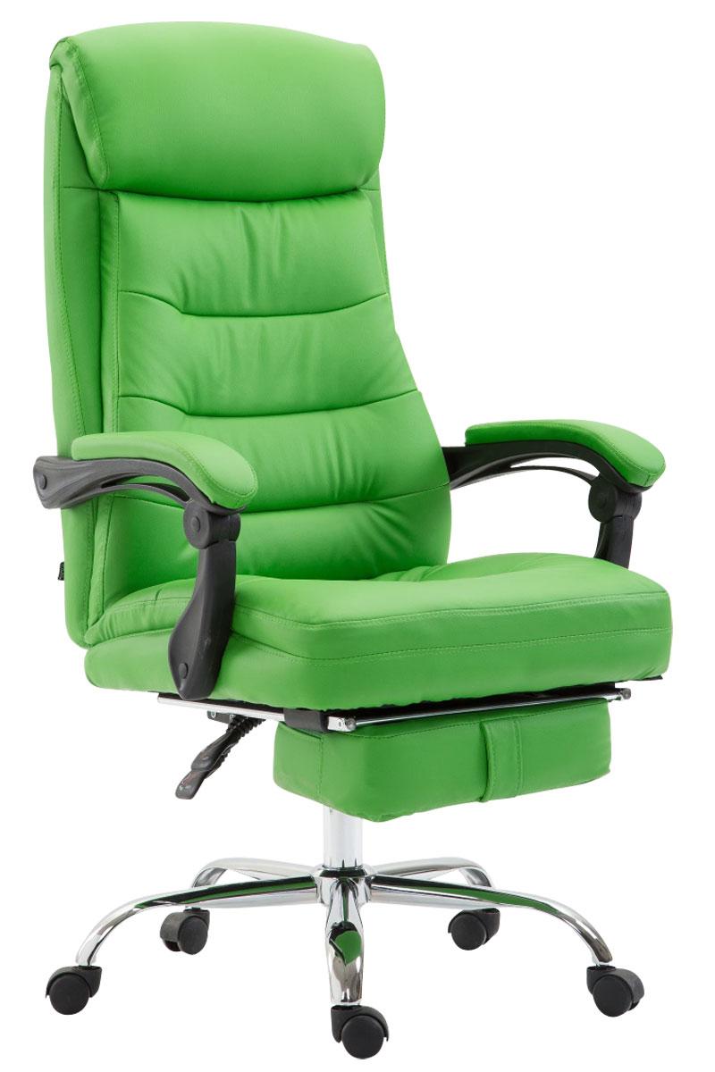 b rostuhl hades kunstleder mit fu st tze chefsessel drehstuhl b rodrehstuhl ebay. Black Bedroom Furniture Sets. Home Design Ideas