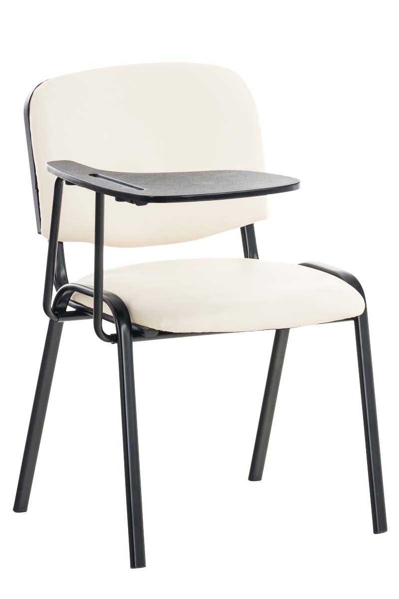 stuhl ken mit klapptisch kunstleder collegestuhl seminarstuhl mit schreibplatte ebay. Black Bedroom Furniture Sets. Home Design Ideas