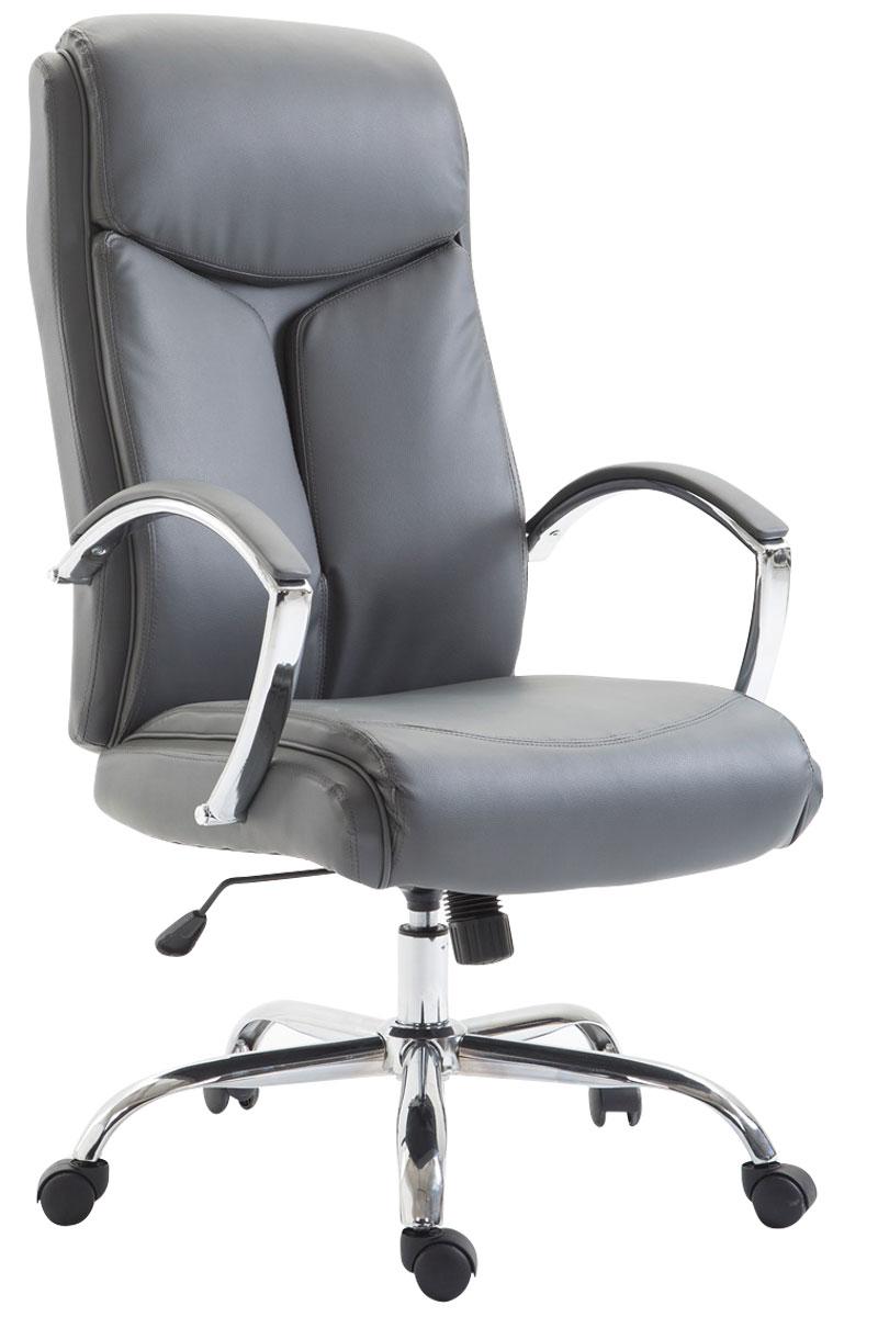 b rostuhl vaud kunstleder xl chefsessel drehstuhl leder arbeitsstuhl ergonomisch ebay. Black Bedroom Furniture Sets. Home Design Ideas