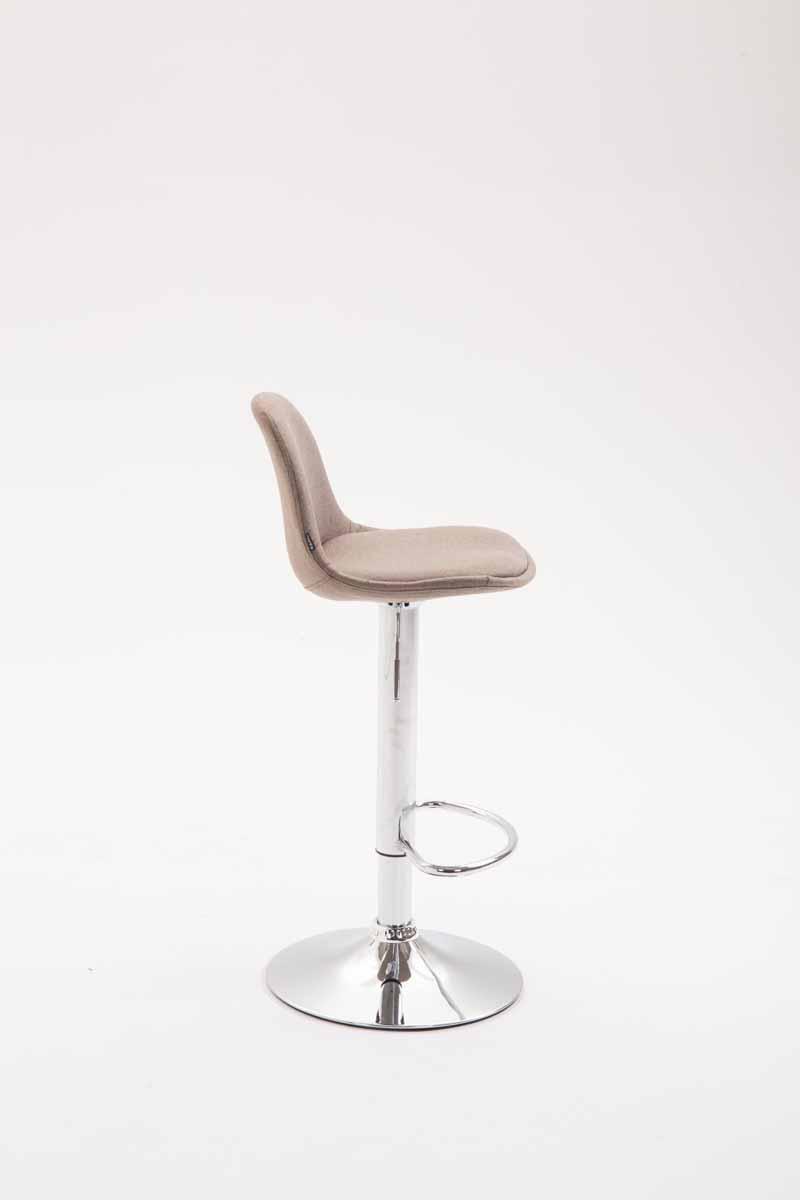 m3 2er set barhocker kiel stoff taupe thekenhocker barstuhl tresenstuhl ebay. Black Bedroom Furniture Sets. Home Design Ideas