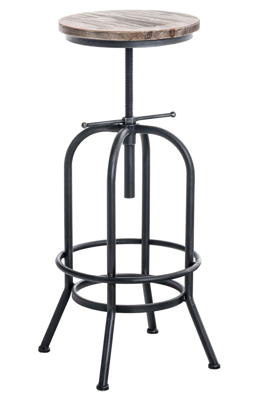Tabouret-TUDOR-chaise-fauteuil-reglable-industriel-atelier-bar-comptoir-neuf