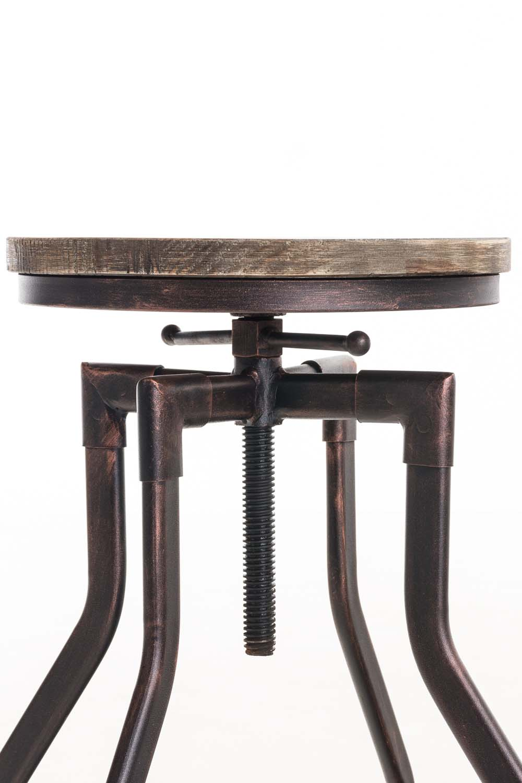 barhocker swansea holz h henverstellbar thekenhocker tresenhocker barstuhl ebay. Black Bedroom Furniture Sets. Home Design Ideas