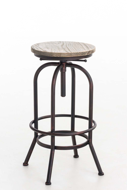 barhocker tudor holz h henverstellbar thekenhocker tresenhocker hocker barstuhl ebay. Black Bedroom Furniture Sets. Home Design Ideas