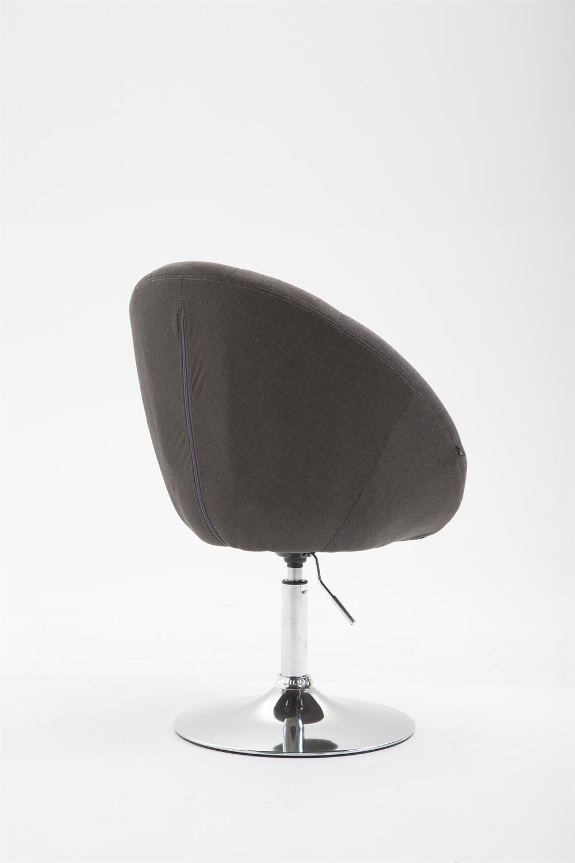 fauteuil lounge london v2 tissu chaise ergonomique rembourr e hauteur r glable ebay. Black Bedroom Furniture Sets. Home Design Ideas