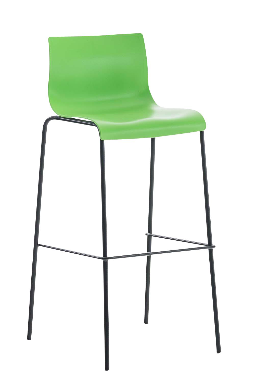 barhocker hoover kunststoff 4 fu gestell barstuhl stapelbar thekenhocker ebay. Black Bedroom Furniture Sets. Home Design Ideas