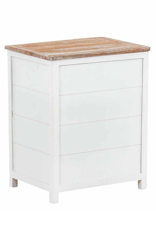 bac linge en bois avec couvercle lino panier linge. Black Bedroom Furniture Sets. Home Design Ideas